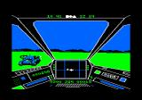 Skyfox Amstrad CPC A tank. These are my targets in the first mission.