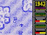 1943: The Battle of Midway ZX Spectrum The pow pick up replenishes your planes health