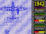 1943: The Battle of Midway ZX Spectrum Destroy the engines on the boss plane to destroy it