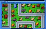 RoboSport Amiga Custom game view arena screen