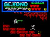 Beyond the Ice Palace ZX Spectrum The crystal ball grants you temporary invincibility