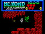 Beyond the Ice Palace ZX Spectrum Once its body is destroyed all that is left is the head which can be finished off rather easily