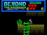 Beyond the Ice Palace ZX Spectrum These bear type creatures are very hard to kill