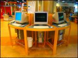 East Side Story Windows Computers at the library