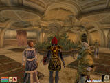 The Elder Scrolls III: Morrowind Windows ...as well as inside of houses and dungeons.