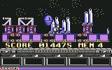 NorthStar Commodore 64 I have gotten father along in level 1. Tougher enemies.