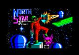 NorthStar Amstrad CPC Loading screen