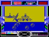 After Burner ZX Spectrum Level 2 is a bit more sunny than before