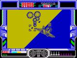 After Burner ZX Spectrum When you have a lock on you can fore a missile at that enemy and it will follow it until it hits it