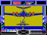 After Burner ZX Spectrum This big plane rearms your missiles