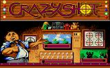 Crazy Shot Atari ST Select which shooting game you want to play