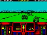Overlander ZX Spectrum I am being tailgated
