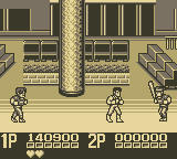 Double Dragon II: The Revenge Game Boy Scorpion HQ