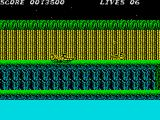 Contra ZX Spectrum Go prone to shoot these enemies