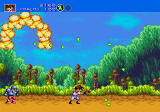 Gunstar Heroes Genesis It's all about blasting these suckers to Kingdom Come!!