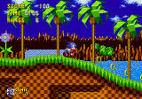 Sonic the Hedgehog Genesis Sonic's pretty fast for a hedgehog...