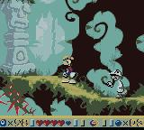 Rayman Game Boy Color A dead end