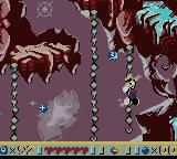 Rayman Game Boy Color Rocky Peaks