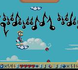 Rayman Game Boy Color Airy Tunes