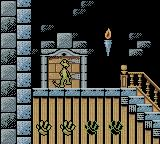 Gex: Enter the Gecko Game Boy Color Entering a new room