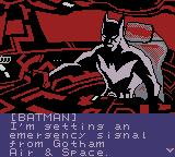Batman Beyond: Return of the Joker Game Boy Color Intro