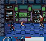 Batman Beyond: Return of the Joker Game Boy Color A boss fight