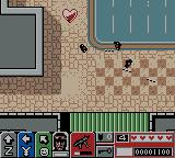 Grand Theft Auto 2 Game Boy Color Shooting civilians