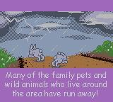 Barbie Pet Rescue CD ROM Game Boy Color Intro 2