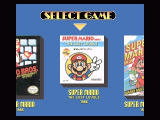 Super Mario All-Stars SNES ... and Lost Levels, which was never released in Europe before.
