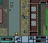 Grand Theft Auto Game Boy Color To get missions you have to answer the phones