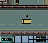 Grand Theft Auto Game Boy Color Thought I'd take it for a ride but it says that if my speed drops below 50 it will blow - just like Speed