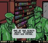 Army Men: Sarge's Heroes 2 Game Boy Color Intro