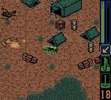 Army Men: Sarge's Heroes 2 Game Boy Color And this time you use a tank