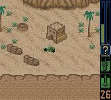 Army Men: Sarge's Heroes 2 Game Boy Color Finding the building where the operator is