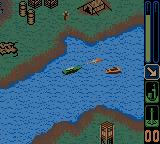Army Men: Sarge's Heroes 2 Game Boy Color A mission to destroy the enemy buildings