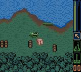 Army Men: Sarge's Heroes 2 Game Boy Color Changing vehicles whenever that's possible