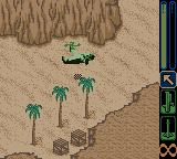 Army Men: Sarge's Heroes 2 Game Boy Color Trying to find the camouflaged enemy tanks