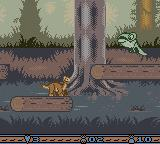 The Land Before Time Game Boy Color How can a frog be bigger than a dinosaur?