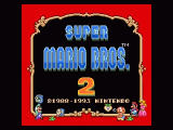 Super Mario All-Stars SNES Super Mario 2... the most weird Nintendo game ever - and believe me, they knew it.