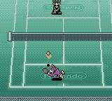 Mario Tennis Game Boy Color Saved it