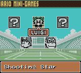 Mario Tennis Game Boy Color Mini-games