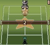 Mario Tennis Game Boy Color Getting ready