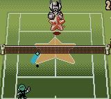 Mario Tennis Game Boy Color That goes straight to the star