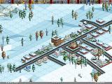 Transport Tycoon Deluxe DOS Sub-arctic Landscape