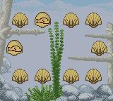 Barbie: Ocean Discovery Game Boy Color Mini-game - you have to find the twin fish