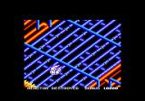 Star Wars: Return of the Jedi Amstrad CPC I hit the target, now I need to out run the explosion.