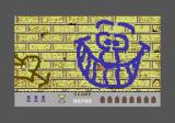Graffiti Man Commodore 64 Time to do some major graffiti