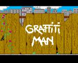 Graffiti Man Amiga Title