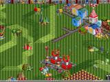 Transport Tycoon Deluxe DOS Toyland Landscape