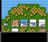 Wily & Right no RockBoard: That's Paradise NES I built a fortress on a square.